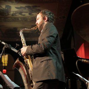 Matthieu Guerret, Jazz au Péristyle 2016