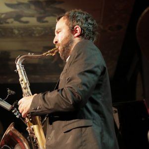 Jazz au Péristyle, juillet 2016