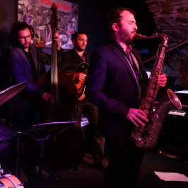 Tribute to Grant Green dans les bars jazz à Lyon