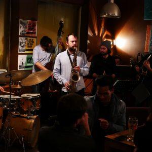Concert à l'Obamo Café à Lyon