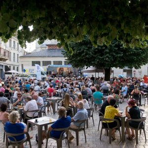 Concert pour Macadam Jazz à Périgueux